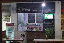 Store 1: Kedai Kopi 170, Jl. Naripan 99 Bdg