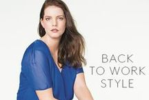 Workwear / From figure flattering cuts, boardroom-ready colour palettes and contemporary separates we have a piece to suit any office dress code, and for those who are more daring in their office attire our new collection boasts a wealth of exclusive prints and bold colours to bring a signature spin to your workplace wardrobe.