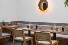 Restaurants & Coffee Shops / Design ideas and inspiration for restaurants, coffee shops and eating spaces!