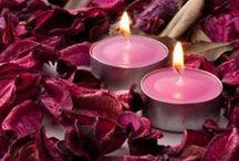Candle / Gyertyák