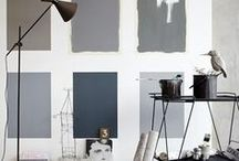 Colours / Interiors, inspiration, styling, everything that has colour!