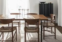 Tables & Dining Room / Beautiful dining room designs and styling inspiration! Dining table sets and tables.