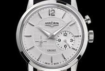 Vulcain 50s Presidents' Watch Tradition
