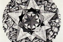 Art I MC Escher