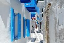 Grécia  / by Graca Malta Carneiro