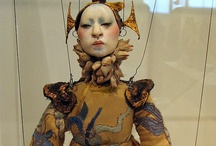 Art Doll Sculpture / by Rosa de Vaux