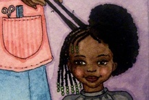 For Monet and her Natural hair