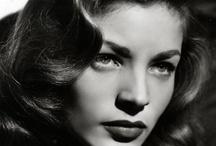 @ LAUREN BACALL / Lauren Bacall (née Betty Joan Perske le 16 septembre 1924 à New York) est une actrice de cinéma américaine.Elle épouse Humphrey Bogart en 1945. Considérés comme incarnant un couple modèle à Hollywood, ils restent ensemble jusqu'à la mort de l'acteur en 1957. / by André Reuse