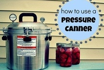 Pressure Cooking and Canning