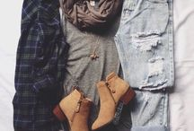 My imaginary closet / Outfit inspiration / by Athena Adaska