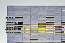 Detail - Screens + Louvers / Divide a space, shelter from the sun, draw the eye to openings.