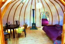 Yurts, Ƭents, Ƭipis +  / by Wings of Grace ༺♥༻