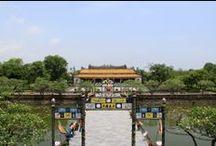 Hue - Welterbe der Menschlichkeit / Hue ist bekannt für ihre kaiserliche Zitadelle, königliche Mausoleen und Pagoden. Hue ist nicht nur ein Lieblingsreiseziel für Architekturliebhaber, sondern auch ein Anlaufpunkt für die Gastronomie in Vietnam.