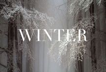 Winter / My favorite time of the year!