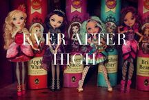 Ever After High / My absolute favorite dolls in the world!