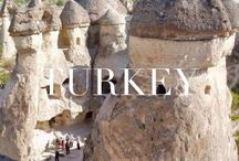 Turkey / The beautiful country Turkey.