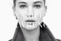 Jennifer Lawrence / The best goddamn actor in the world!