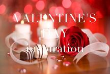 Valentine's day inspiration / I love Valentine's day!