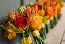 (テーマカラー)オレンジがテーマの結婚式 / オリジナルウェディングを実現するには、まずはテーマカラーを決めましょう!「オレンジがテーマの結婚式」のインスピレーションを集めました。みなさんのウェディングプランの参考になれば幸いです。