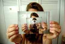 Photography - Self Portraits