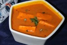Paneer-Based Dishes / A collection of Paneer Recipes