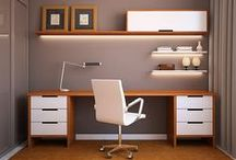 Home - Office / How to separate your work from your leisure.