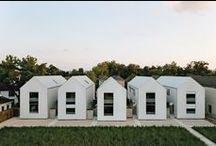 Modern Row Houses