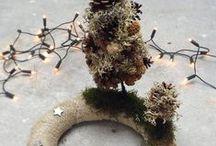 Świąteczne dekoracje/ Christmas decorations