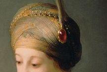 Jewellery...Painted Gems / by Rosa de Vaux