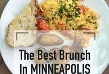 Minneapolis / The best places to eat, and hang out in Minneapolis.