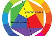 beeldend aspect: kleur