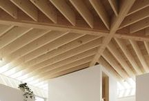 Detail - Ceilings + Soffits / For when people look up.