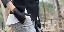 Black Gray White