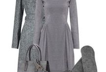 Gray Outfits