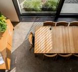 LIVING SPACES / Design-led interiors and living spaces from houses and apartments represented by The Modern House www.themodernhouse.com