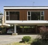 MID CENTURY MODERN / Selection of mid-century British Modernist houses that are, or have been, for sale with The Modern House www.themodernhouse.com