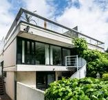 WHAT'S ON THE MARKET? / A selection of the best modernist houses that are, or have been, for sale across the globe www.themodernhouse.com/journal/category/whats-on-the-market
