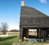 RURAL RETREATS / RURAL RETREATS: Country houses for the modern-minded.