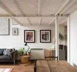 LOFT APARTMENTS / LOFT APARTMENTS: Open-plan living for those with lofty ambitions.