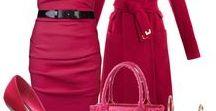 Fuchsia Outfits