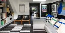 PATTERN / Properties on the market with, or sold by, The Modern House with patterns inside or out.