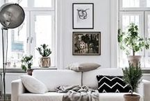 Just Home / zu Hause / Inspirationen für komfortable und praktische Einrichtungen um sich sofort zu Hause zu fühlen.