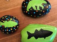 Find a Rock, Hide a Rock / At OVO we hope to get more people outdoors with our GET OUTDOORS! campaign. Find a Rock, Hide a Rock is part of that initiative. So please join us and our readers to paint rocks, hide rocks, find rocks and share. It's fun!