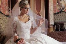 Conhecer, Apaixonar e Casar! / Vestidos de noiva
