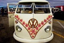 VeeDubs / Random VW buses and campers / by Cindy Dillon