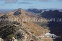 Larapinta Trail Section 8 - Serpentine Gorge - Serpentine Chalet Dam