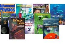 Homeschool Science / Find links, helps, resources and curriculum to  help you teach science to your children.  Rent or purchase science curriculum at http://www.yellowhousebookrental.com/