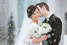 A Winter White Wedding