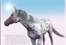 Unicorns / We love unicorns.