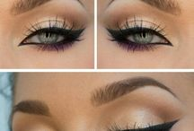 Night out make up ideas